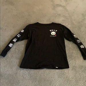Riot society long sleeve shirt
